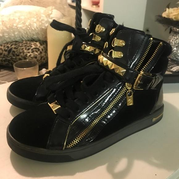 Michael Kors Shoes - 🌸Michael Kors Glam high tops